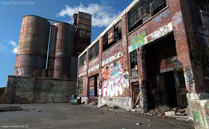 abandoned factory review