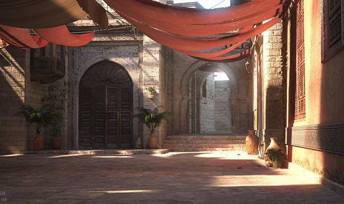 streets of morocco review